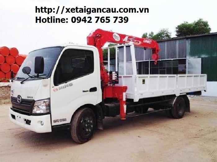 Xe tải cẩu Hino 3,5 tấn post image