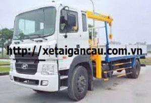 Xe tải cẩu hyundai HD170