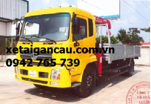 Xe tải cẩu Dongfeng B170