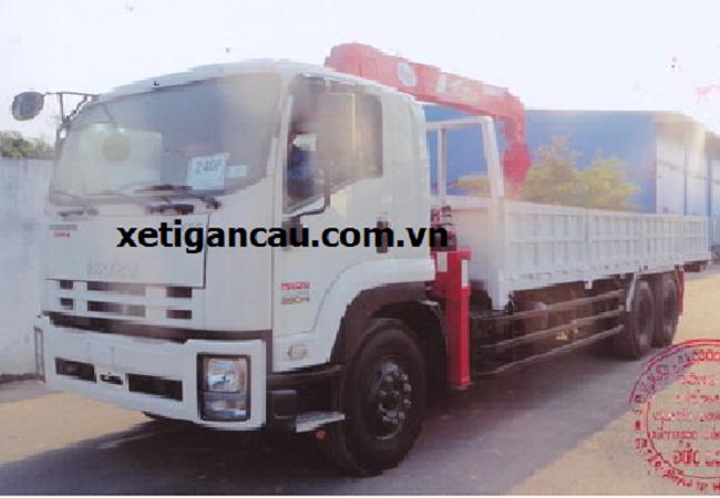 Xe tải cẩu isuzu 6,5 tấn gắn cẩu 5 tấn post image