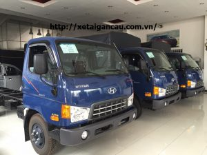 Xe tải Hyundai HD99 thumbnail