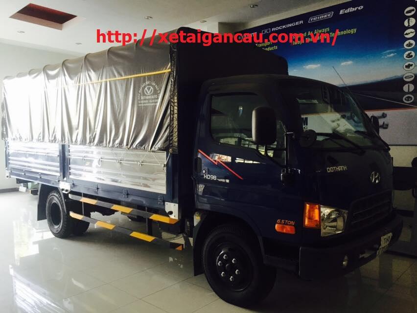 Xe tải Hyundai HD99 post image