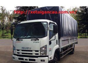 Xe tải isuzu 5,5 tấn thumbnail