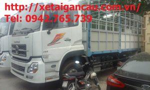Xe tải Dongfeng C260