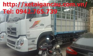 Xe tải Dongfeng C260 thumbnail