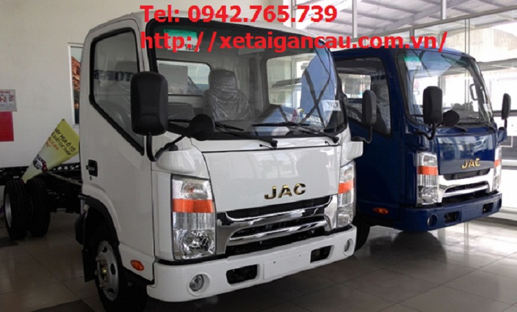 Xe tải Jac 1.9 tấn post image