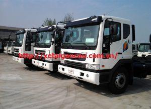 Xe tải Daewoo 4 chân 17.9 tấn thumbnail
