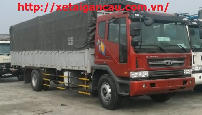 Xe tải Daewoo 4 chân 17.9 tấn post image