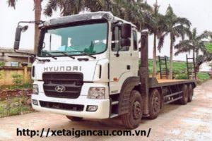 Xe chở máy công trình Hyundai HD320 thumbnail