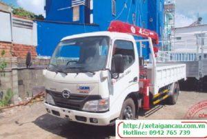 Xe tải cẩu Hino 3 tấn thumbnail