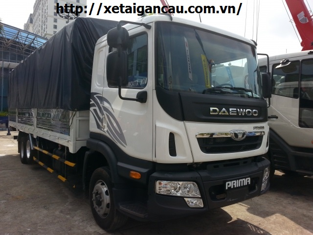 Xe tải Daewoo 14 tấn post image